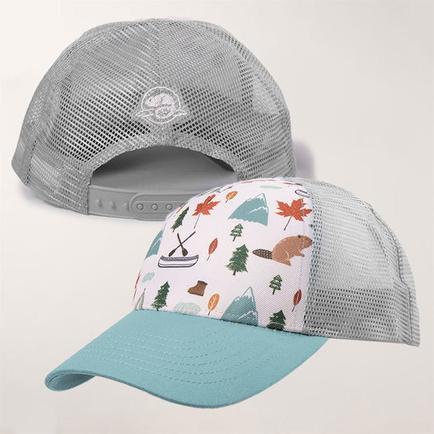 Youth Camping Cap