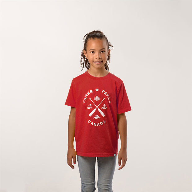 Unisex Youth Explorer T-shirt
