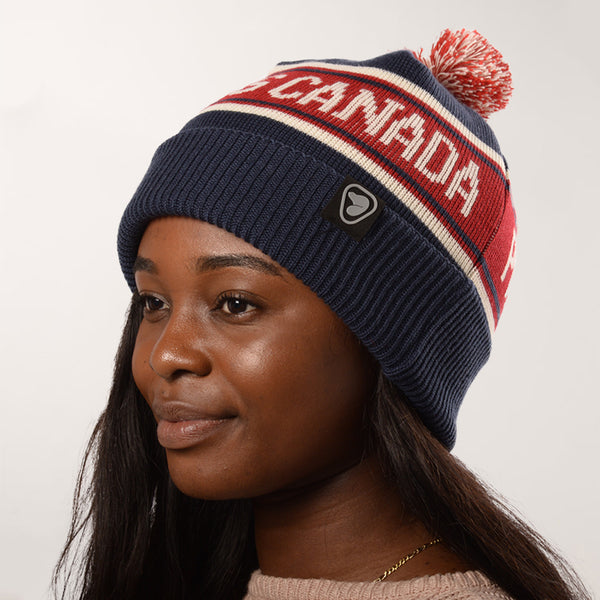 Retro Knit Toque