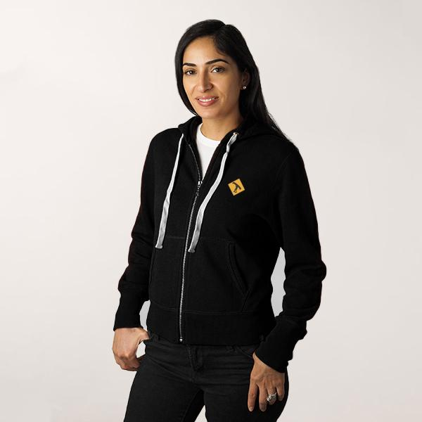 Women's Portage Full Zip Hoody
