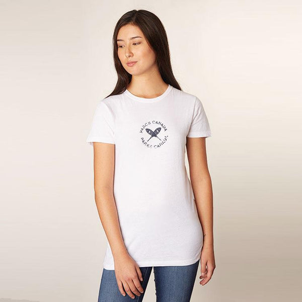 Women's Snowshoe T-shirt