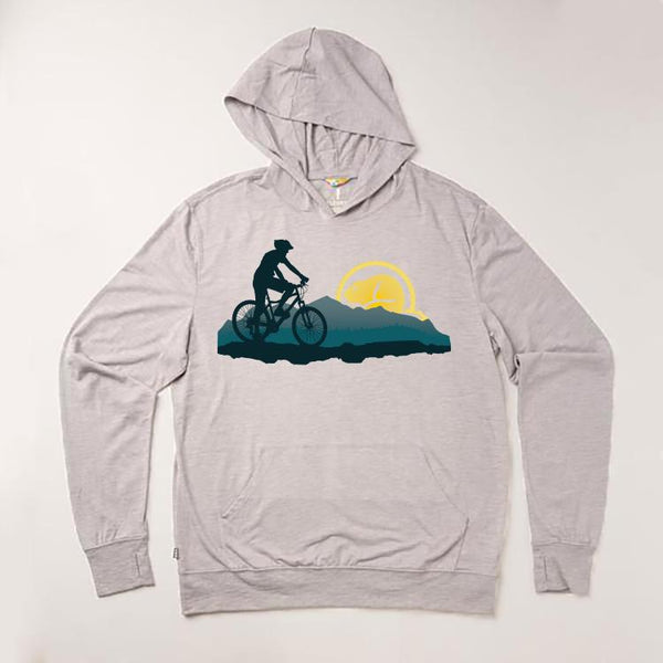 Men's Lightweight Hoody Just for Riders