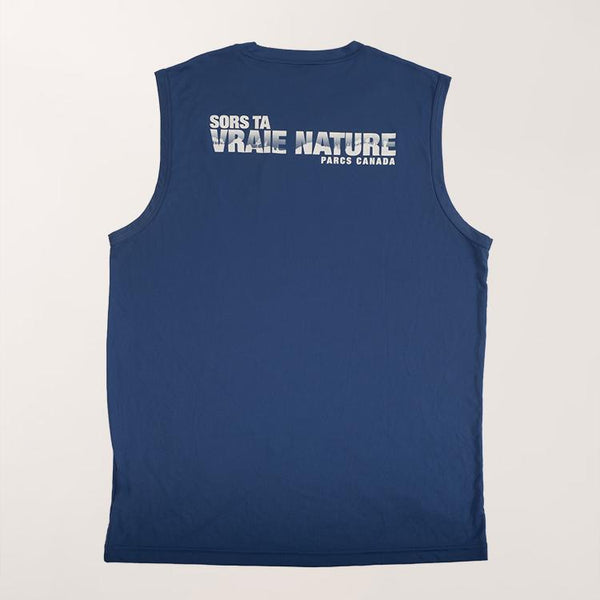 BE OUT HERE Men's Sleeveless T-shirt