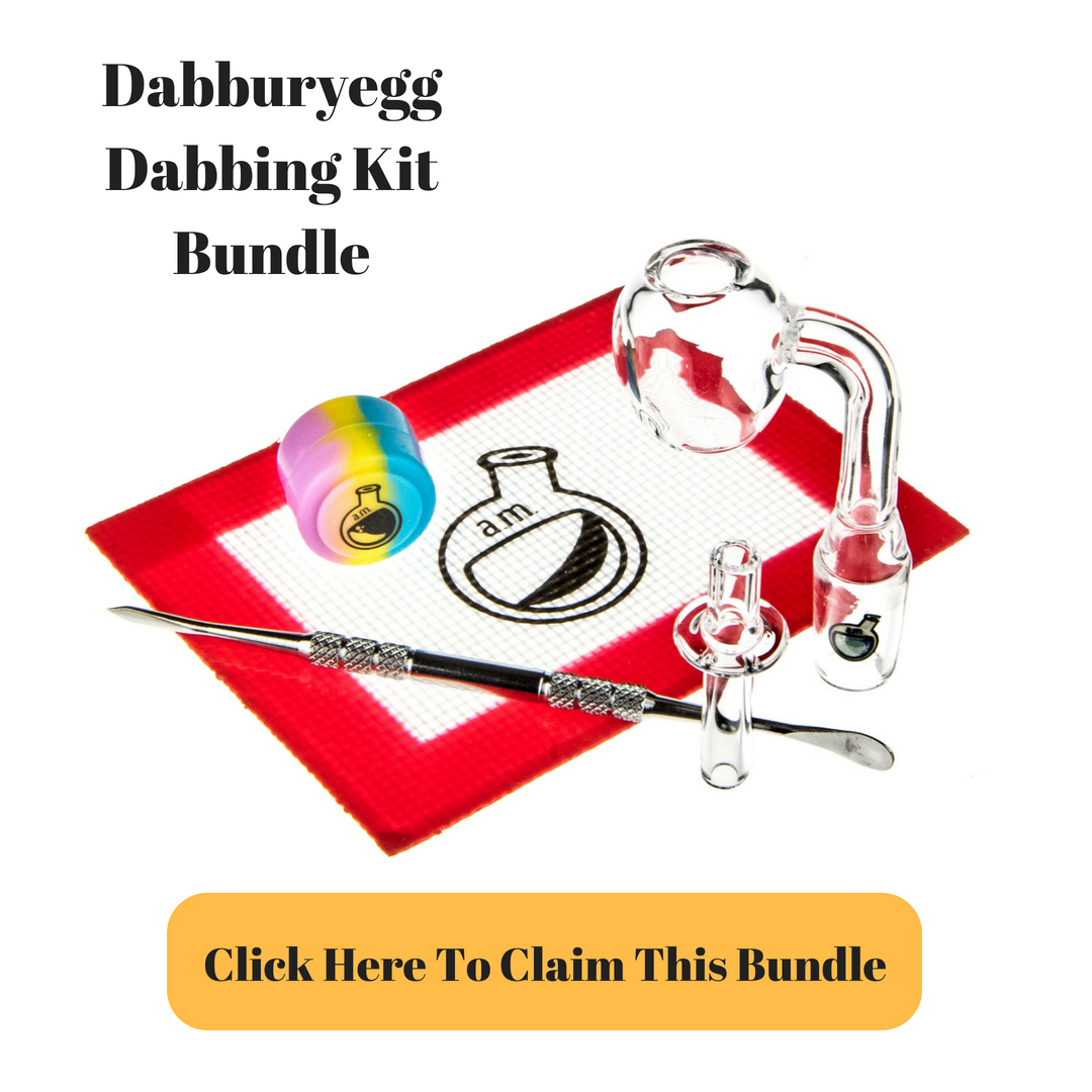 Dabburyegg Dab Kit Bundle