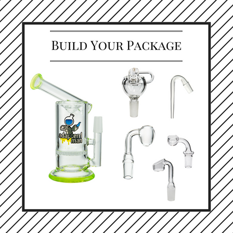 Build Your Own Dab Rig Package