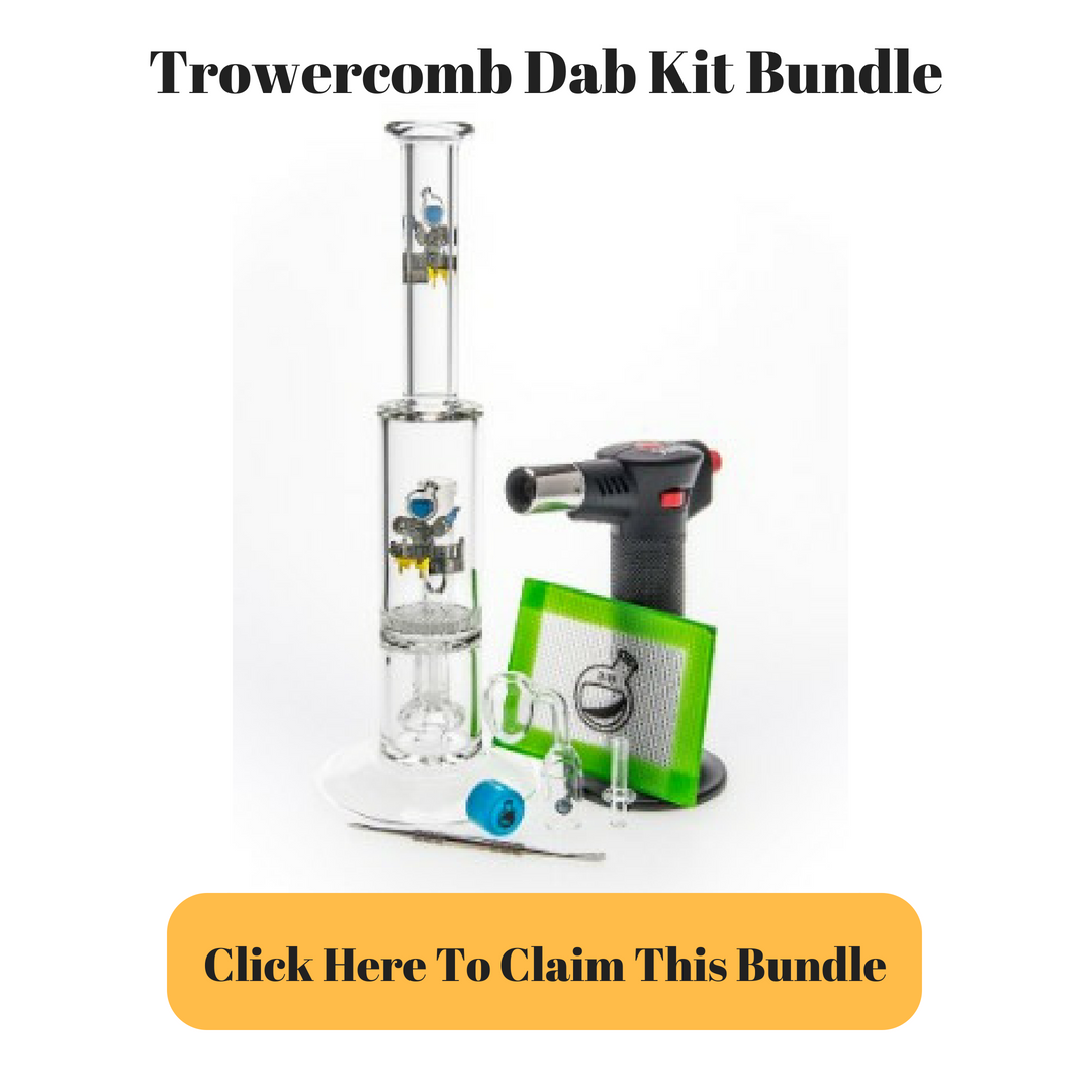 Trowercomb Dab Rig Kit Bundle by Adapterrlman