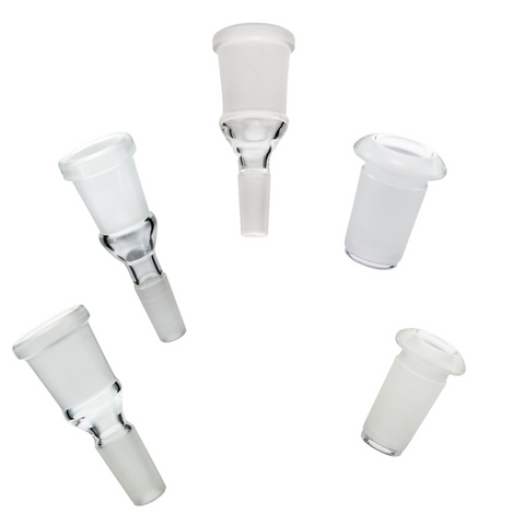 Always The Right Fit Kit Glass Adapter 5 Piece Bundle Kit - Adapterrlman