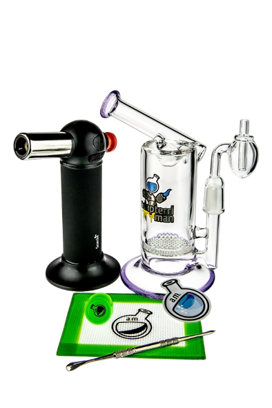 Dab Rig Kit Honeycomb Dab Rig Bundle USA made