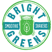 Bright Greens Smoothie Shakers
