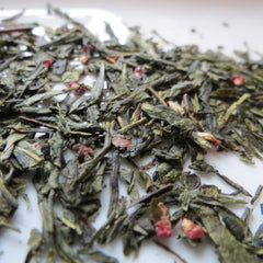 Flavoured Green Teas