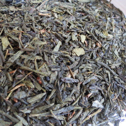 Vanilla Cream- Flavoured Green Tea 130 grams
