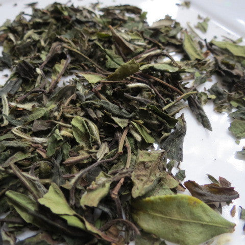 Cream Earl Grey- White Tea 60 grams