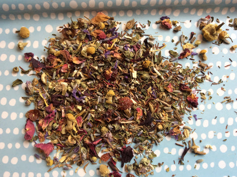 Uncle Bill's Sleepy Time Tea- Herbal 110 grams