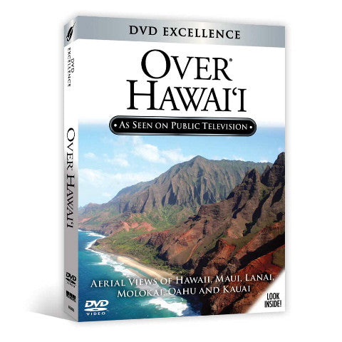 Over Hawai'i DVD