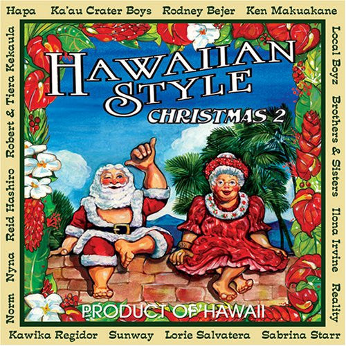 Various Artists - Hawaiian Style Christmas 2