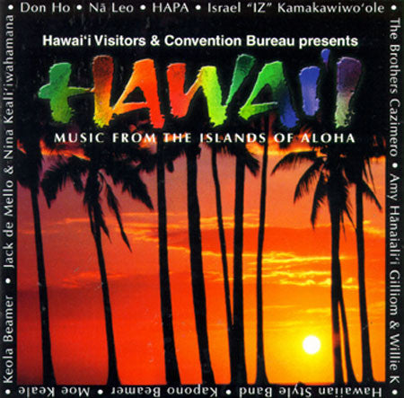Hawaii, Music From The Islands Of Aloha