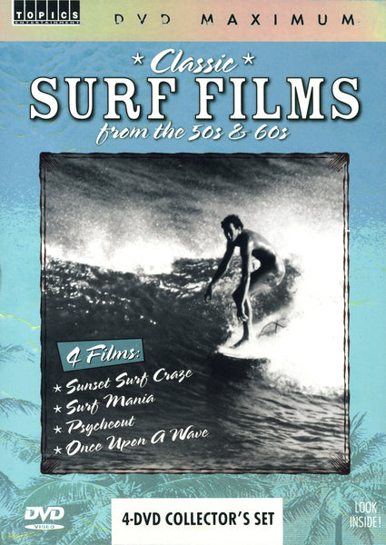 Classic Surf Films DVD