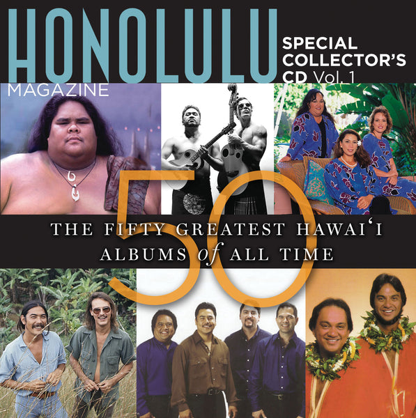 The 50 Greatest Hawai'i Albums of All Time