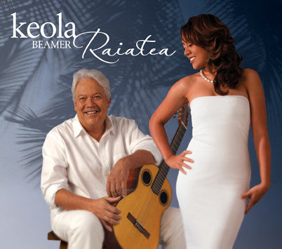 Keola Beamer and Raiatea