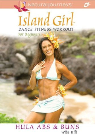 Island Girl Dance Fitness Workout for Beginners - Hula Abs & Buns
