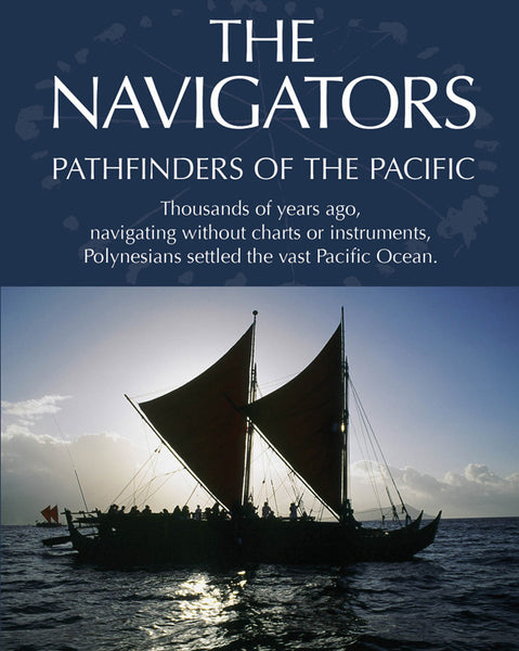 The Navigators: Pathfinders of the Pacific - DVD