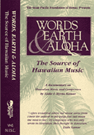 Words, Earth & Aloha - DVD