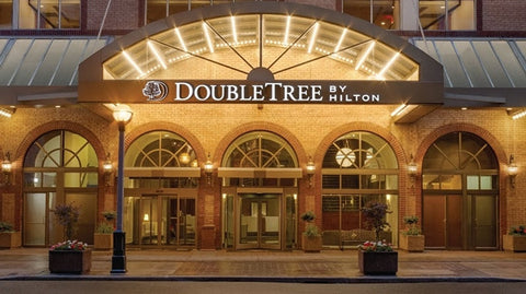 DOUBLETREE BY HILTON - DOUBLE (1 King Bed / 3 Nights)
