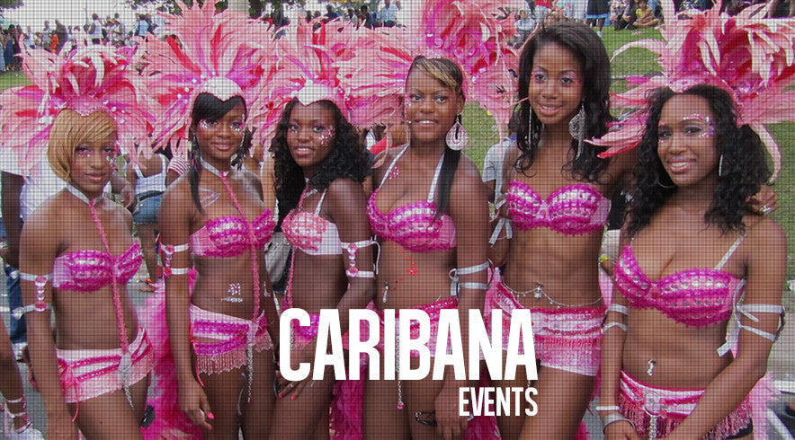 Toronto Caribana 2016 Events