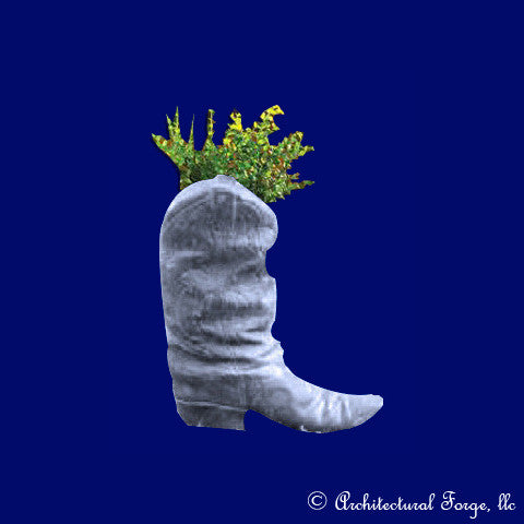 Boot - Old Boot Garden Planter