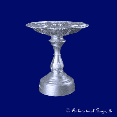 Standing Mermaid Birdbath