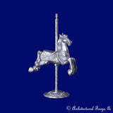Carousel Horse - Prancer Sculpture