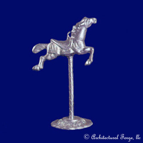 Carousel Horse - Charger Sculpture