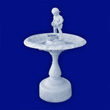 Boy Aluminum Fountain