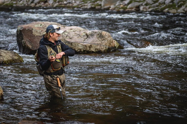 3 Simple Tactics for Fly Fishing Pocket Water