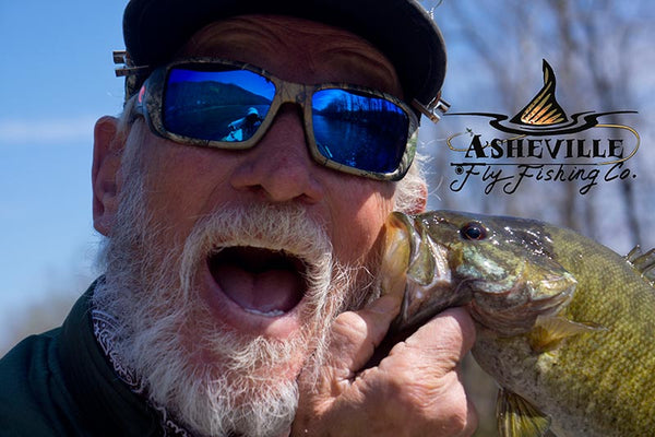 fly fishing Asheville