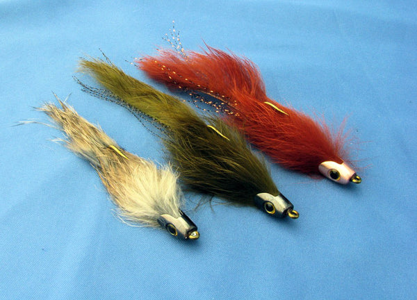 Martin Bawden's River Rabbit - Fly tying instructions