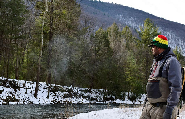 Ben Rogers fly fishing guide