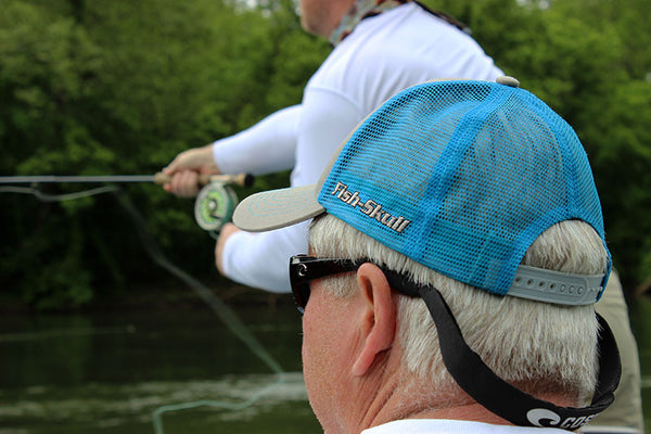 Mike Smith New River Fly Fishing guide