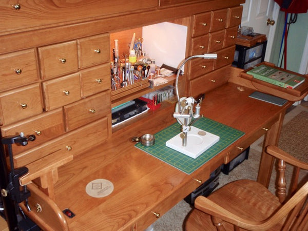 How To Set Up The Ultimate Fly Tying Den Flymen Fishing Company