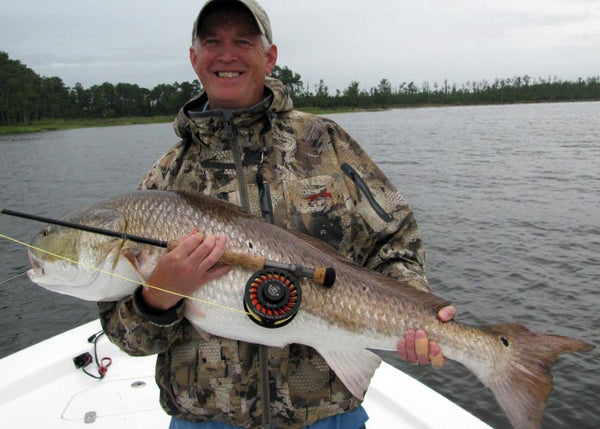 redfish on the fly Pop-N-Fly