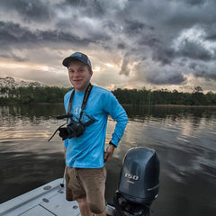 Caleb Welborn Flymen Fishing Company marketing