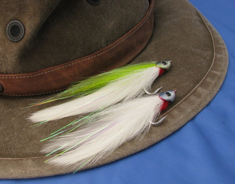Fish-Skull Deceiver - Fly tying instructions