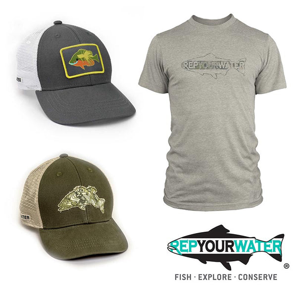 Rep Your Water fly tying contest prize pack