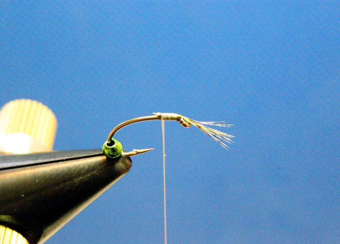 Olive FC Scud Fly Tying Instructions Flymen Fishing Company Gorgeous Scud Fly Pattern