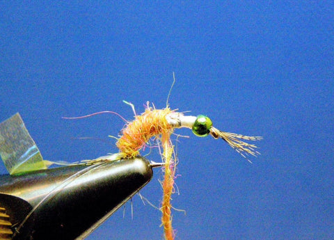 Olive FC Scud Fly Tying Instructions Flymen Fishing Company Fascinating Scud Fly Pattern