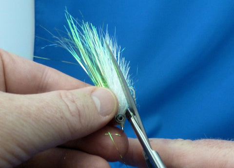 Fish-Skull Masked Minnow fly tying instructions step 14