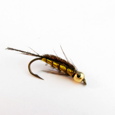 Mike Stewart's HM Tellico Nymph - Fly tying instructions