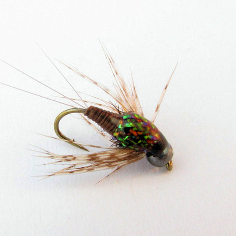Bugaboo nymph - Fly tying instructions