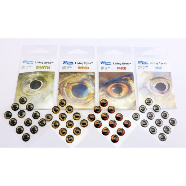 Fish-Skull® Living Eyes™ - Flymen Fishing Company  - 1
