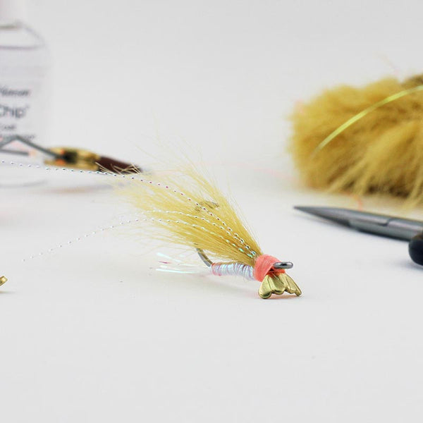 NEW Fish-Skull® Shrimp & Cray Tail™ - Flymen Fishing Company  - 1
